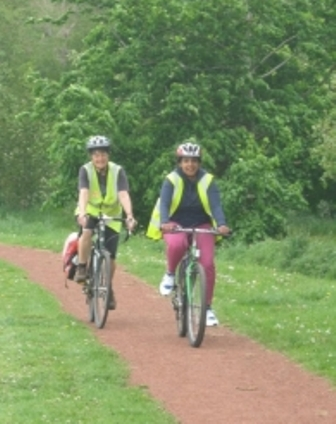 Get on your bike with free adult cycle training in Wyre Forest