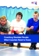 91092 Coaching Disabled People Info Sheet