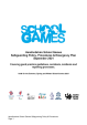 Herefordshire School Games Safeguarding Policy