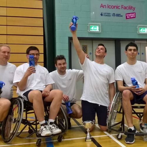 Firms battle it out for sporting glory!
