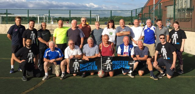 An introduction to Walking Football for cancer patients