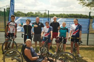 British Cycling Disability Hub to open in Stourport