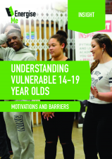 Understanding vulnerable 14 to 19 year olds