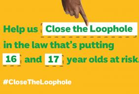NSPCC Relaunches Close the Loophole Campaign