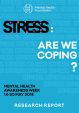 Stress Are we coping report