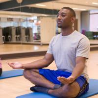 Thomas' Visually Impaired Yoga Story