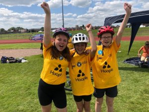 Almost 2000 children and young people take part in the Herefordshire Summer School Games
