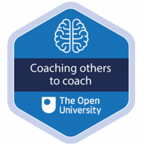 New OpenLearn – Coaching Others to Coach course