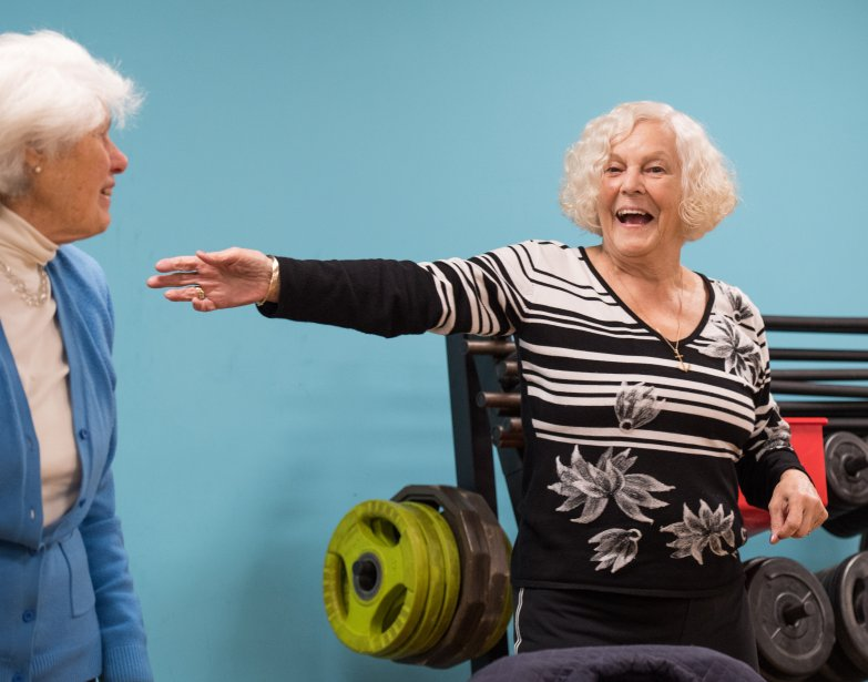 Strong and Steady Exercise Classes