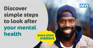 Public Health England launches 'Every Mind Matters', the first national NHS mental health campaign