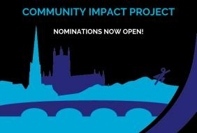 Nominate your Community Impact Projects!