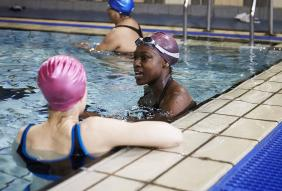 Swimming helping to save health system £357 million a year