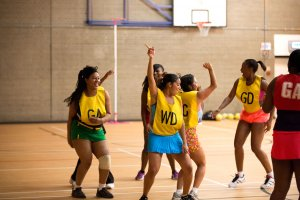 School Girls Empowered to Become Campaigners for PE