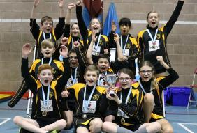 Hundreds of pupils compete for Winter School Games honours