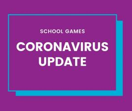 Winter School Games - Coronavirus Update