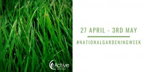 It's National Gardening Week