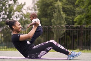 New insight to support pregnant women and new mums to become physically active