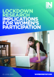 Lockdown Research - Implications for Womens Participation