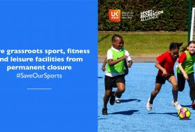 Leaders in sport and physical activity sector unite to back #SaveOurSports campaign