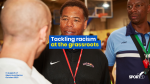 Sported Racism Research Report October 2020 1