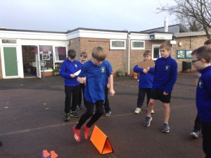 Worcestershire youngsters take part in Virtual School Games Challenges