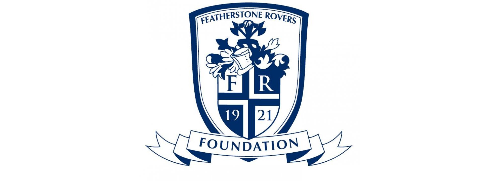 Featherstone Rovers Ladies Super League Team Training Banner