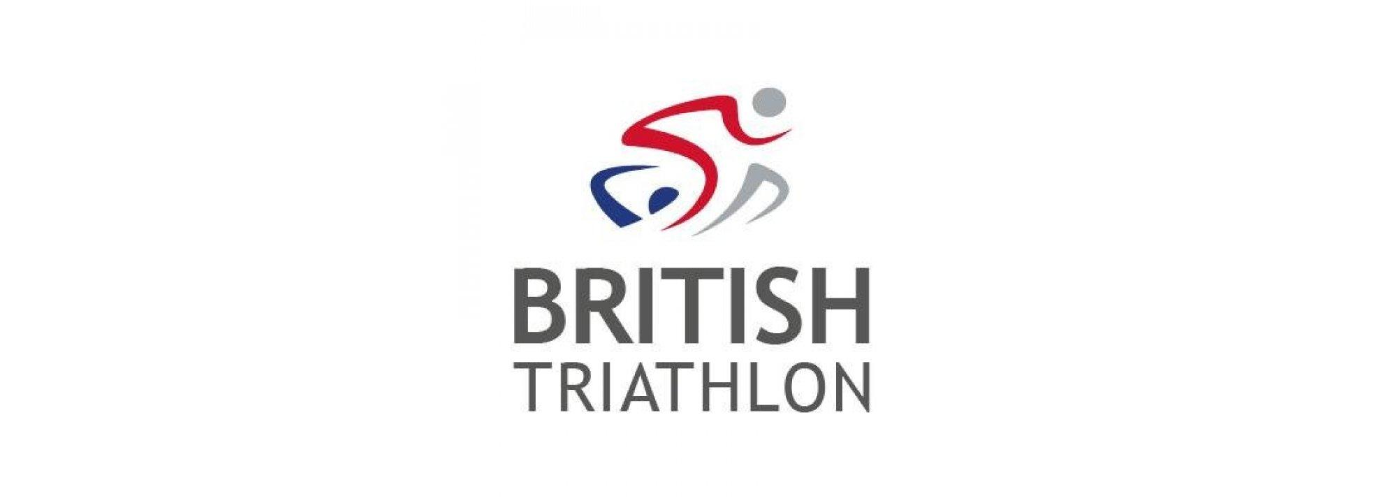 British Triathlon - Event Volunteer Banner