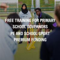 Free training: PE and Sport Premium Workshop for Primary School Governors