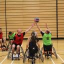 Workplace Challenge Wheelchair Basketball - Worcester Icon