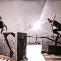 Wyre Parkour Adults/14+ Sessions Monday / Tuesday / Wednesday / Thursday 7-8pm