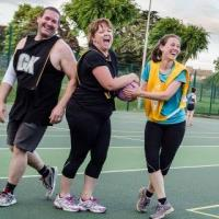 Workplace Challenge Mixed Netball - Worcester 2019