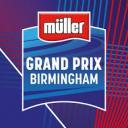 Athletics Indoor Grand Prix Icon