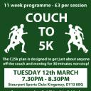 Couch to 5km at Stourport Icon