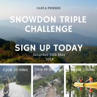 Snowdon Triple Challenge