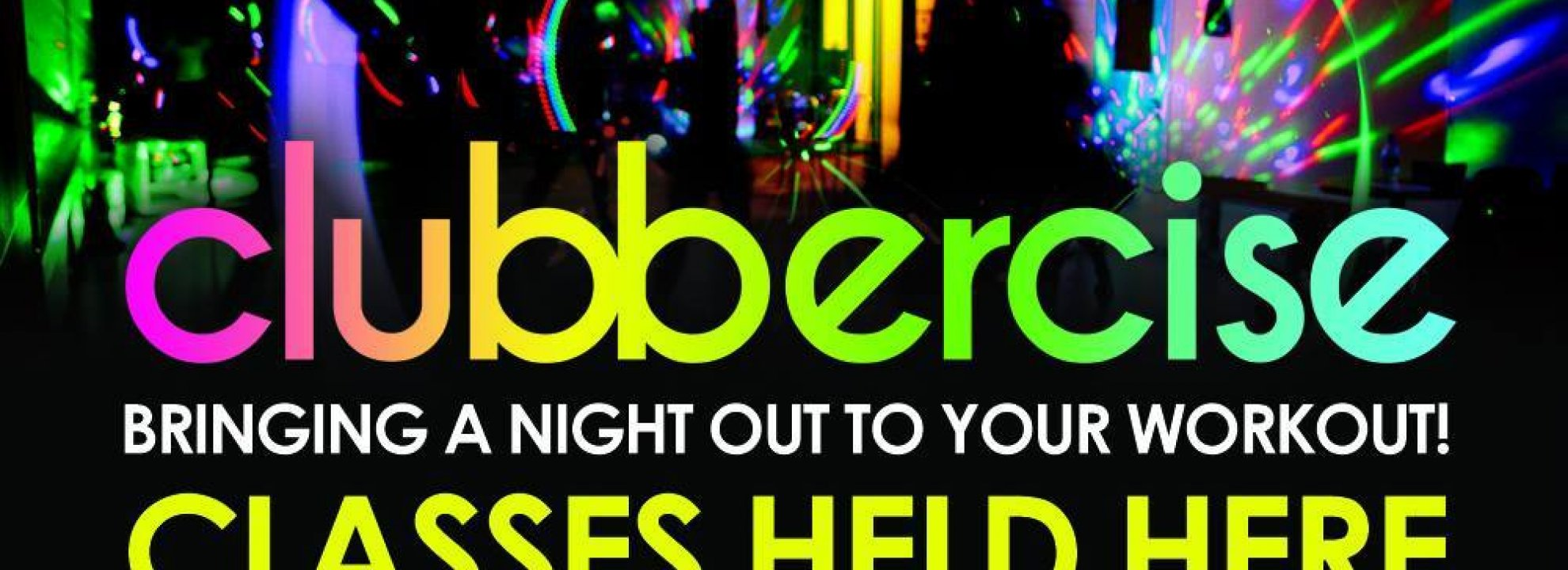 Clubbercise Banner