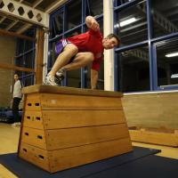 Wyre Parkour Intermediates Worcester Thursdays 6-7pm