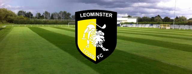 Leominster Town Football Club Banner